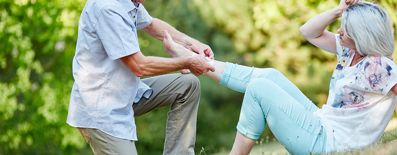 Foot and Ankle Pain Relief Greater Flushing, Clio & Otisville, MI