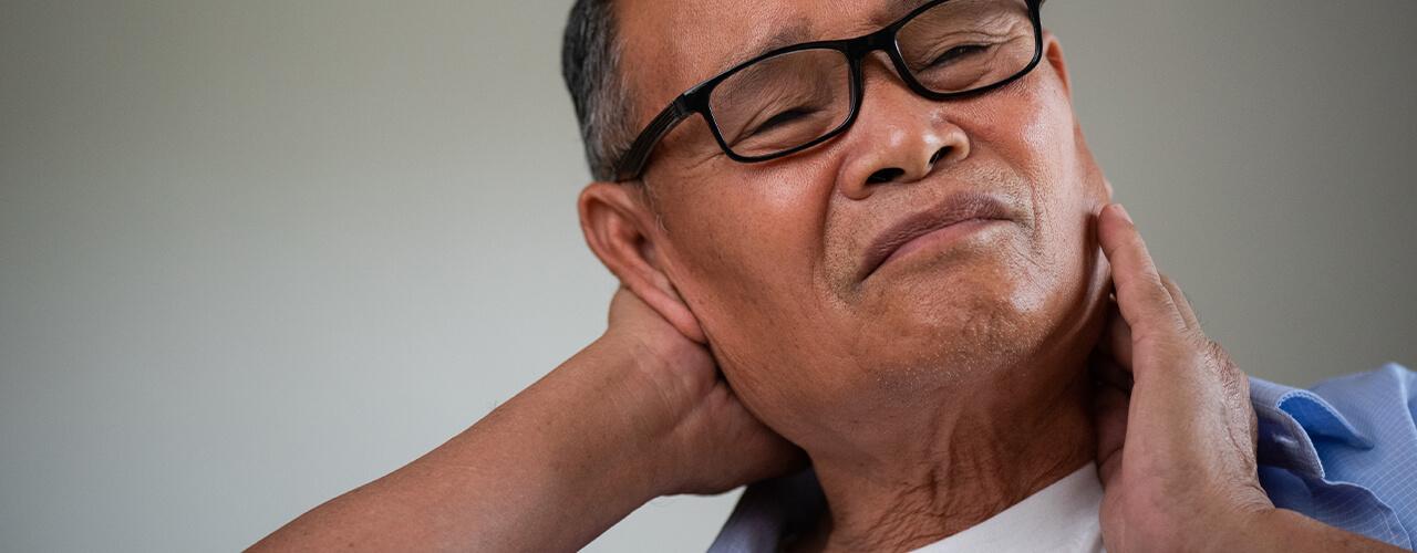Neck Pain Relief Greater Flushing, Clio & Otisville, MI